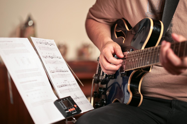 Apprendre la guitare, pourquoi ?