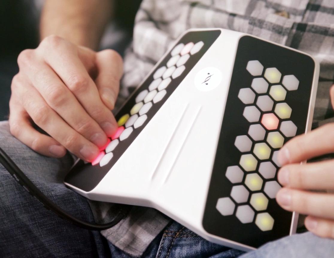 « Dualo du-touch », la nouvelle invention dans la musique