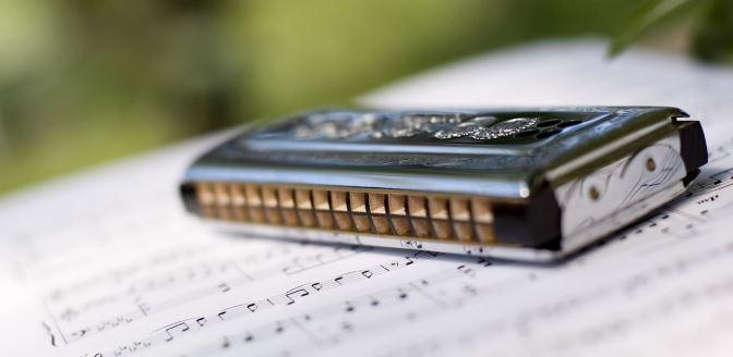 Les différents types d'harmonicas