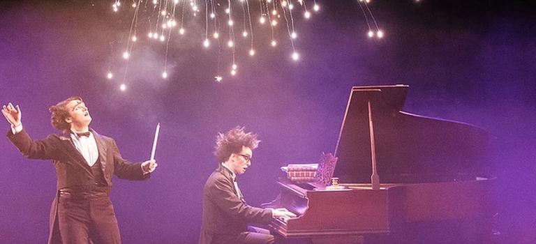 Les virtuoses du piano